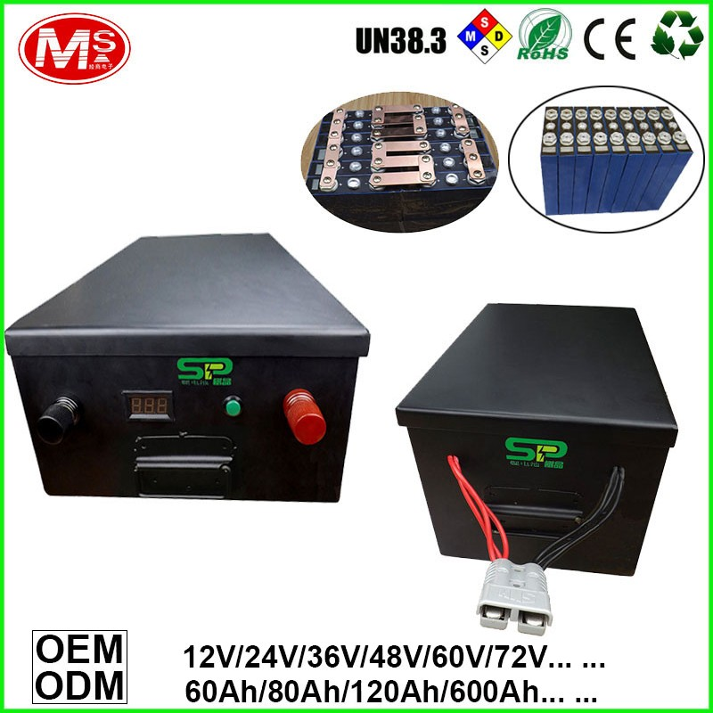 High quality electric vehicle battery with deep cycle life OEM welcome