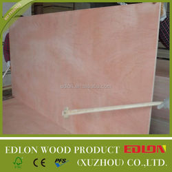 BB/CC Grade Mr Glue 5.2mm Commercial Plywood with full hardwood core for Middle East(Linyi Factory)