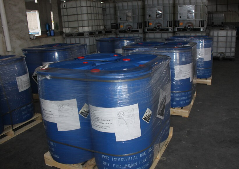 water treatment chemical Polyquaternium algaecide 60% liquid