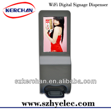 -Hand sanitizer advertising billboard advertising,digital billboard for sale