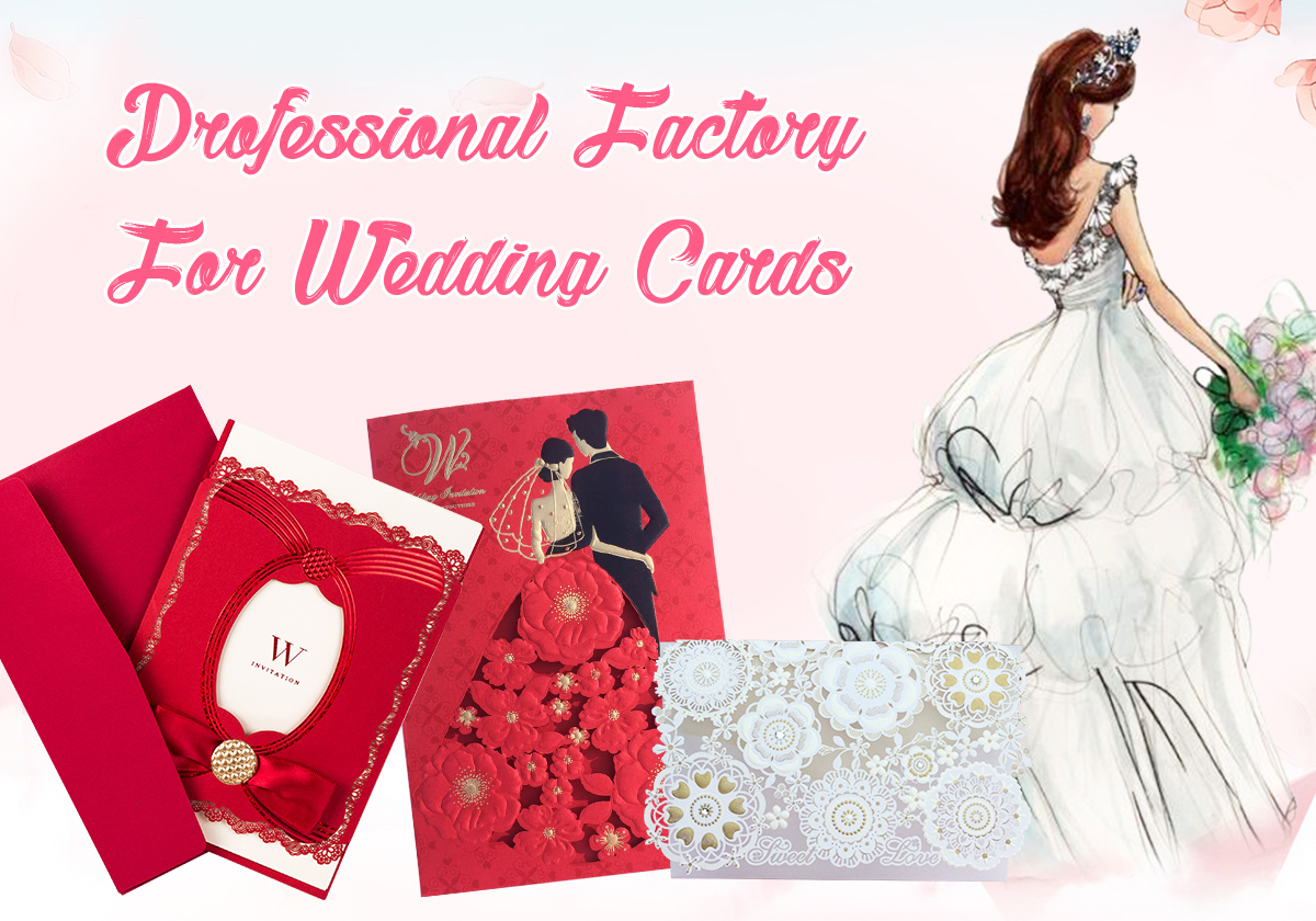 Yiwu Dilian Commercial Co., Ltd. - wedding invitation cards, favor box