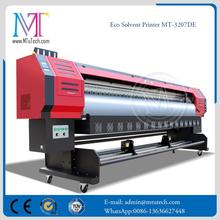 2016 New Banner Wrapping pvc edge band printing machine