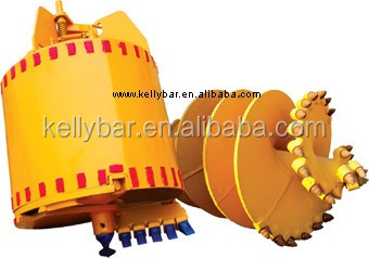 China supplier SW kelly bar rock auger