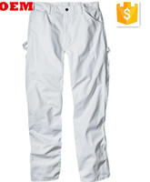 painters white work pants workwear for construction