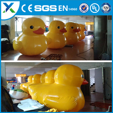 Airtight Giant Inflatable Promotion Duck Fake Duck Inflatable Rubber Duck for Advertisement