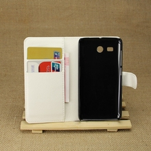 Alibaba china Crazy Selling flip leather case for huawei ascend y511
