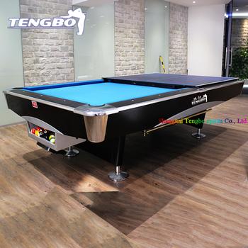 International Tournament Standard Cheap Billiard 9ft/8ft Pool Table