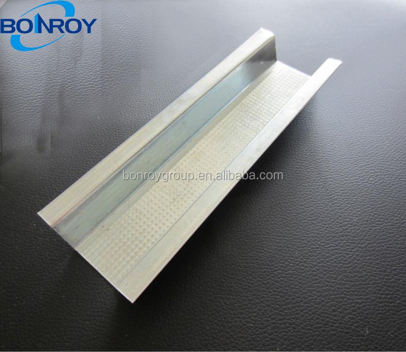 Standard Ceiling Drywall Metal Tracks Gypsum Board Stud