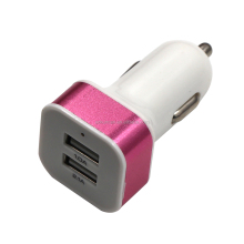 Wholesale alibaba 12v battery charger output 5V input 12~24V car usb charger
