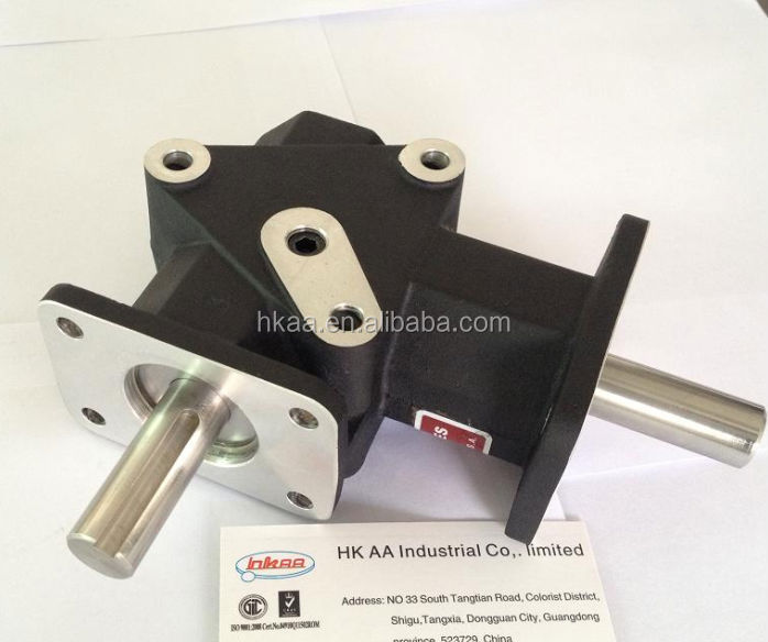 atv tricycle reverse gear box,double shaft gear motors