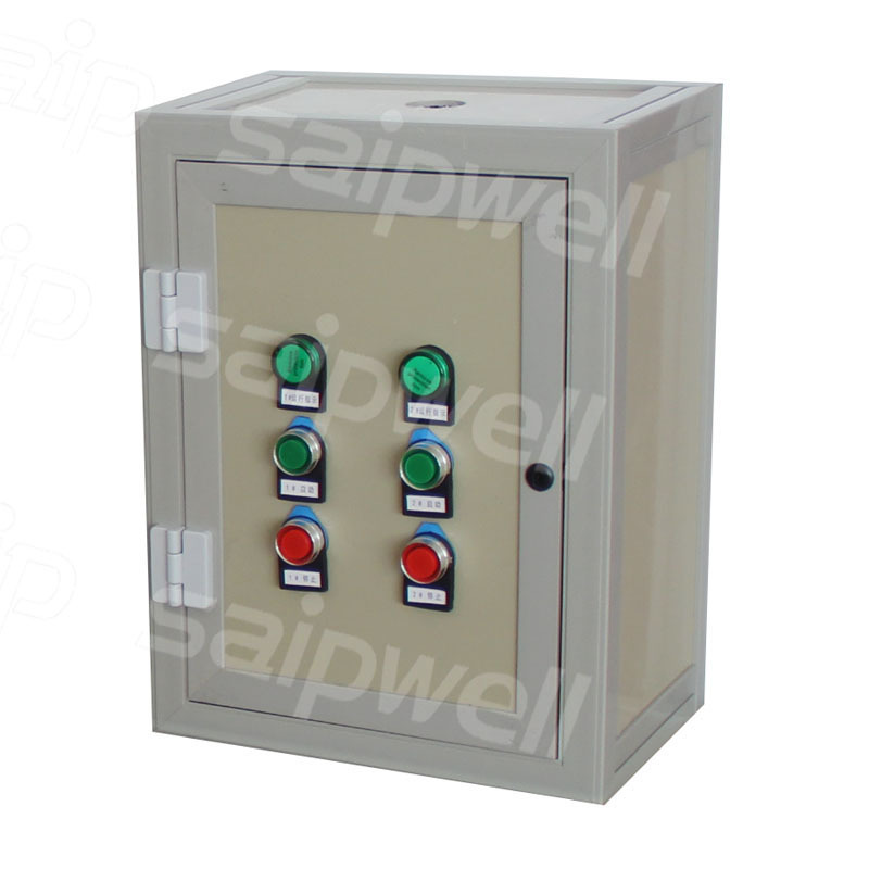 SAIP/SAIPWELL 222*145*78mm Electrical Box Aluminium Electrical Watertight Cabinet
