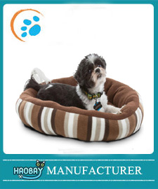 Wholesale Lovely plush dog pillow pet bed
