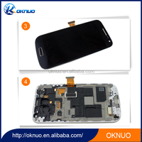 high quality display lcd for samsung galaxy s3 mini i8190 touch screen