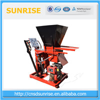 low price SR1-25 widely used clay block making machine for sale in usa