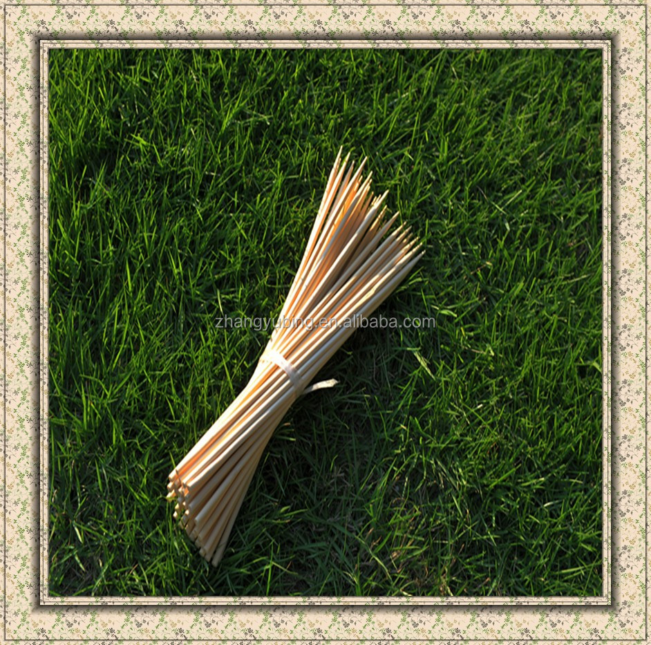 Whosale BBQ bamboo sticks&skewers