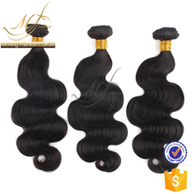 New product african american human hair body wave extensions