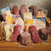 vacuum bag for perishable food/Food Grade Frozen Food Packaging Bags. PA/PE vacuum pouch