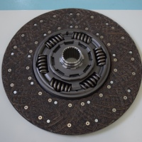 clutch disc for heavy truck 1878 002 730 1878 007 072