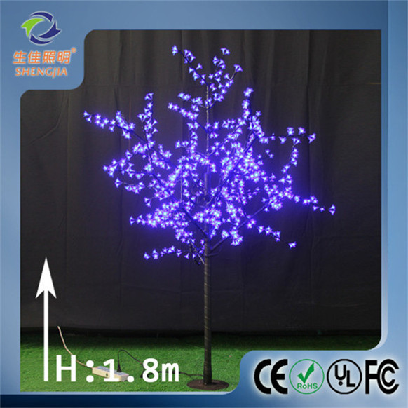 LED cherry blossom light alibaba express for commercial christmas lights