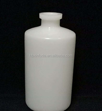 100ml flat shape HDPE sterile plastic vaccine bottle, veterinary vaccines