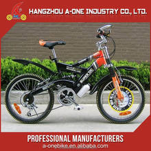 "Top Grade 27.5"""" Inch Aluminum Alloy Full Suspension Mountain Bike For Sale"