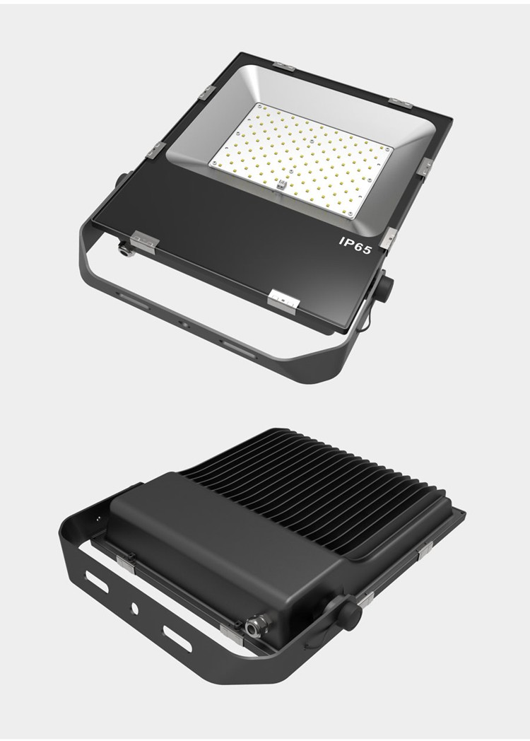 High Quality High Lumen Outdoor IP65 Waterproof Driverless LED Flood Light