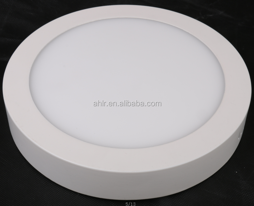 Round ceiling light 5w 7w 9w 12w 18w SMD led surface mounted downlight