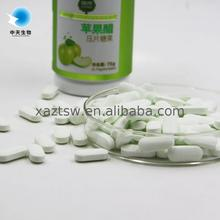 Slimming tablet OEM factory apple cider vinegar pill price Apple Cider Vinegar Diet tablets