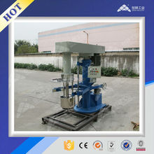 Hydraulic lifting electronic paste Immersion basket mill