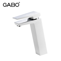 China suppliers high neck sink faucet/turbo automatic tap