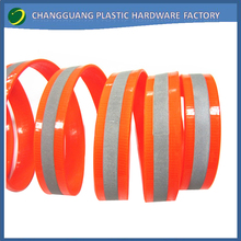 Reflective Elastic TPU Webbing Strap for Dog Collar