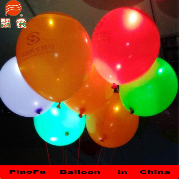 2015 New Products Walking Advertising Inflatable LED Backpack Balloon / Ball