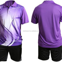 Top Quality Badminton Clothing Cheap Sublimation