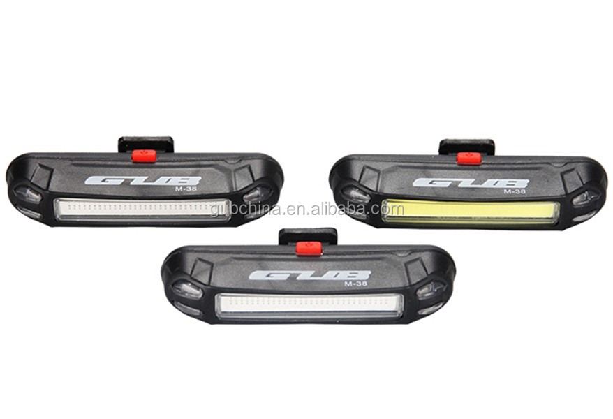GUB M-38 Newest high quality bike light bicycle tail light 100 lumens