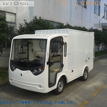 4 wheel electric transportation vehicle (LT-S2.HX)