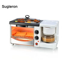 electric heater 9L toaster oven 3 in 1 Breakfast Maker