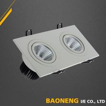 Alibaba china wholesale cheap 2*10W led pop ceiling light