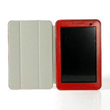 High Quality PU Leather Folio Case for Lenovo a5500 8 inch Tablet