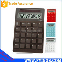 electronic 12 digits calculator, desktop calculator promotional 2016
