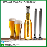 2017 Shenzhen factory wine stick higher instant cooling beer chiller stick