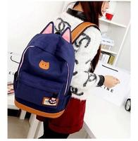 Women bags Backpack Girl School Fashion Shoulder Bag Rucksack Canvas Travel bags
