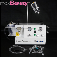 The Latest Model 2016 skin whitening injection oxygen jet peel facial machine jet peel