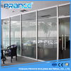 Price strategy of well-made waterproof bathroom glass partition wall