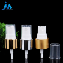 Colorful Promotional Aluminium Rose Gold Screw Closure Plastic Perfume Mist Mini Sprayer <strong>Pump</strong>