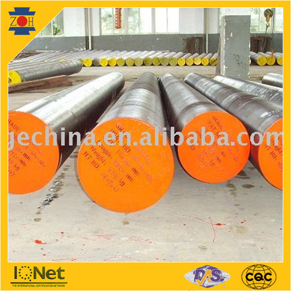 Forged Round Steel Bar