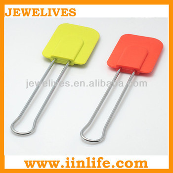 Silicone Cream Scrapper ,High Quality Silicone Baking Spatula