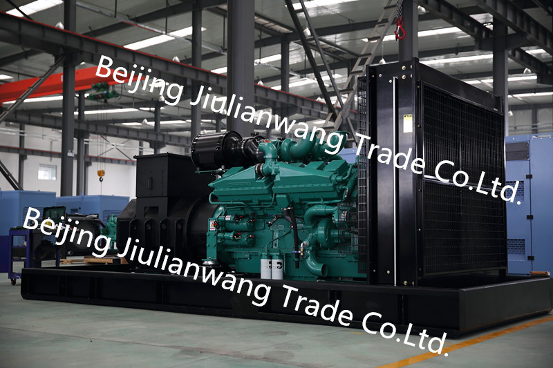50Hz 1850KVA Diesel Generator Set Silent/Open Type with 4016TAG1A engine