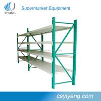Steel Warehouse Shelving Racks Heavy Duty Storage Shelving Capacity 150kg