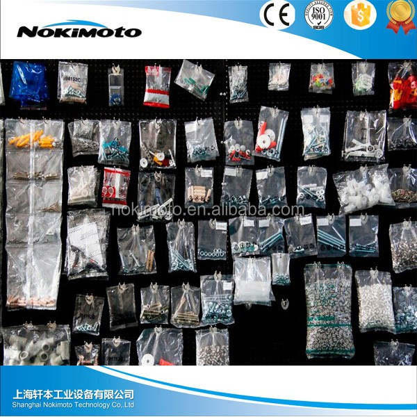 Wood, Plastic dowl Packaging Material and New Condition screw Packing Machine