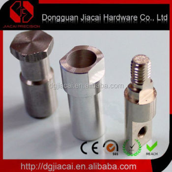 different kinds of cnc machined components